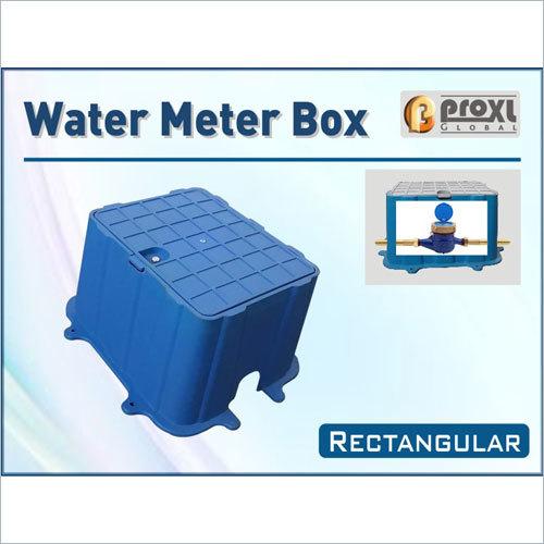 Rectangular Water Meter Box