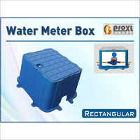 Rectangular Water Meter Box