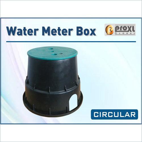 Circular Water Meter Box