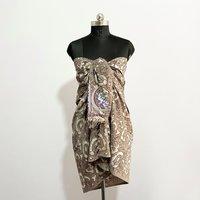 Summer Fashion Beach Wear Cotton Sarong