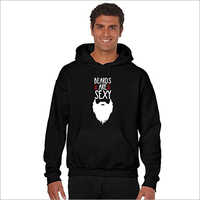 Mens Designer Hooded Sweatshirt