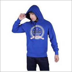 Mens Casual Hooded Sweatshirt