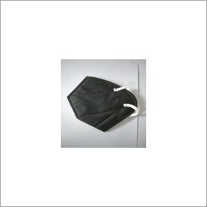 N95 5 Layer Black Face Mask