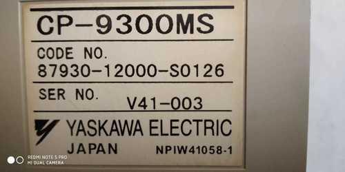 YASKWA SERVO DRIVE  CP-9300MS