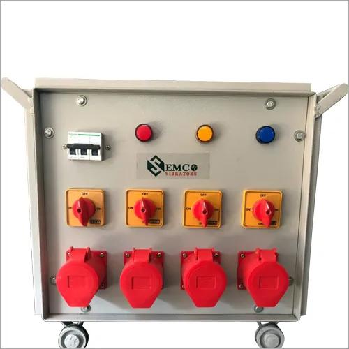 Vibration Electric Motor Converter Panel