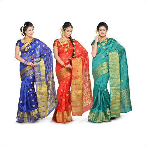 South Indian Silk Saree