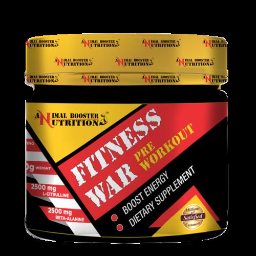 Pre Workout Sports Nutrition Mix Fruit Punch