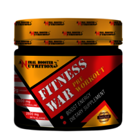 Pre Workout Sports Nutrition Mix Fruit Punch