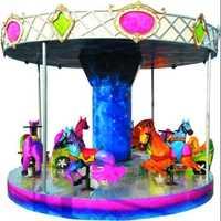 Horse Carousel Ride