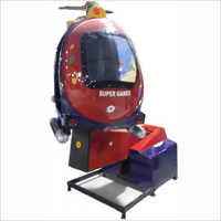 Helicopter Kids Rides