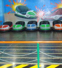 Dashing Car Platform