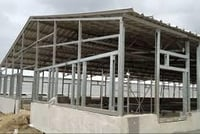 Light PEB Steel Structure