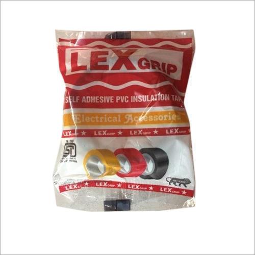 Lex Grip Self Adhesive PVC Electrical Tape