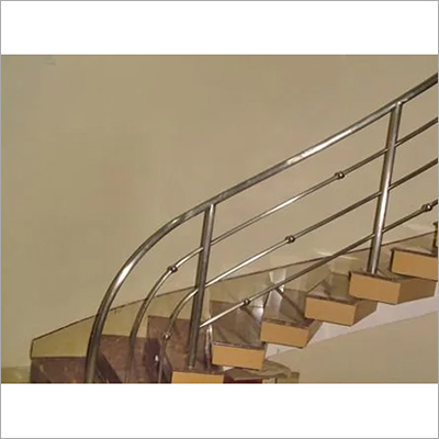 Stainless Steel Railing Staircase