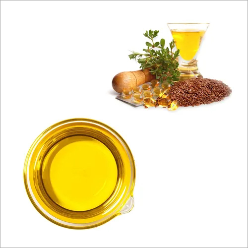 Top Grade Organic Flaxseed Oil Supplier