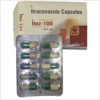 Itez-100 Itaconazole Capsules