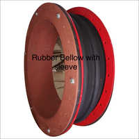 Rubber Bellow With Sleeve