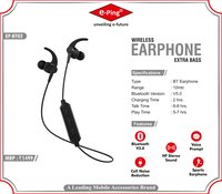 Extra Bass Wireless Earphone