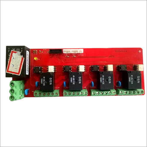 Switch Control And Sensor Monitoring - Control Node