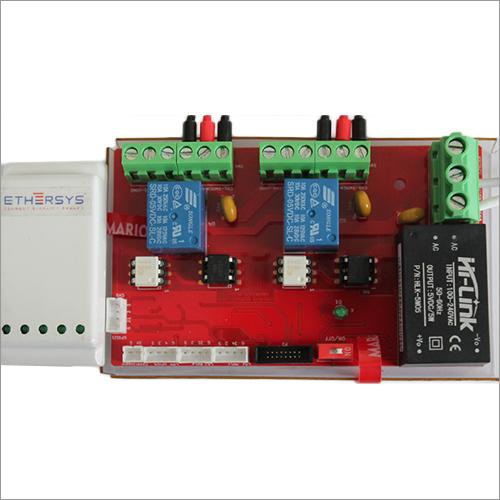 Low Power Switch Control Module