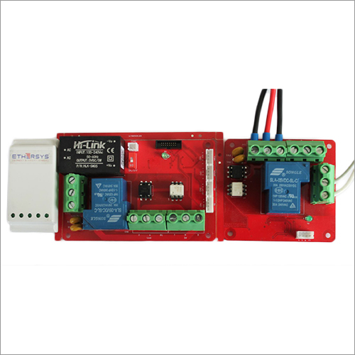 High Power Switch Control Module