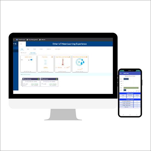 Cloud Platform (Ether IoT-Nest) IOT Services