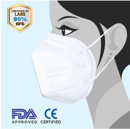 N95/KN95/FFP2 Respirator Face Mask