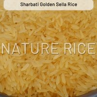 Organic Sharbati Golden Sella (Parboiled) Rice
