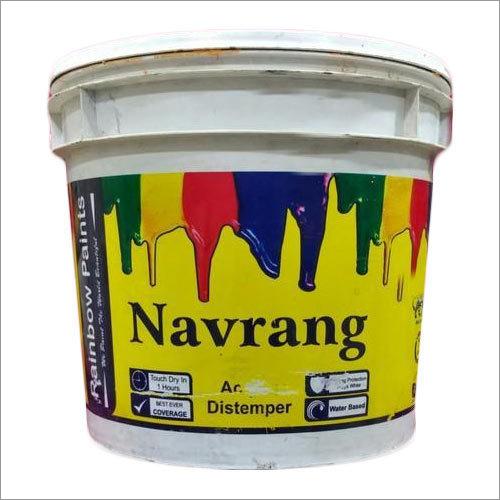 Liquid Navrang Acrylic Wall Distemper