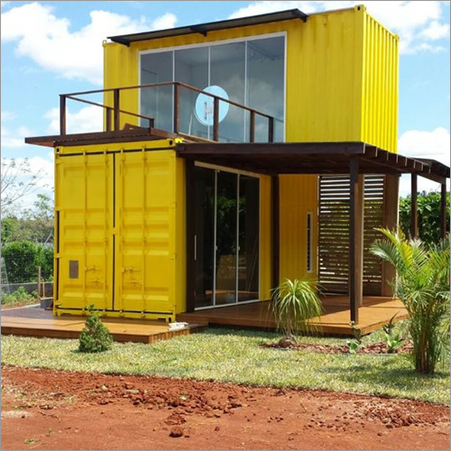 Customize Office Container