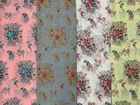 Georgette Print Fabrics