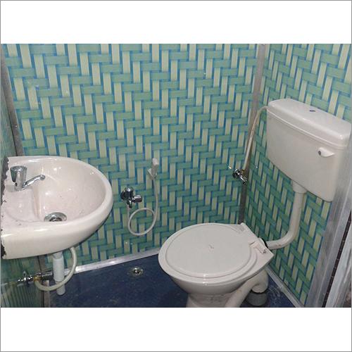 Prefabricated Portable Toilets