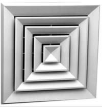 square Diffuser