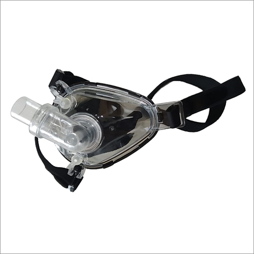 Bipap Silicon Mask