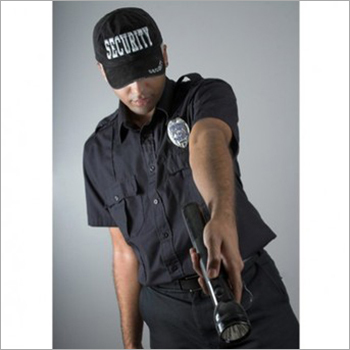 Industrial Security Guard Uniform