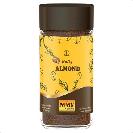 Nutty Almond Coffee Powder