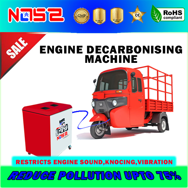HHO Auto Decarbonising Machine