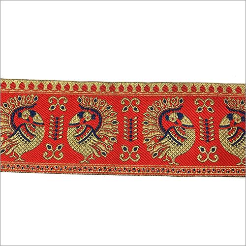 Designer Saree Border Lace