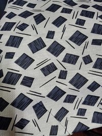 Exceptionally Soft Matty Printed Fabric