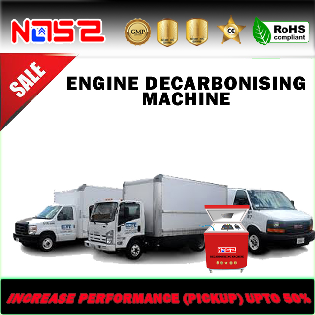 HHO Truck Carbon Cleaner Machine
