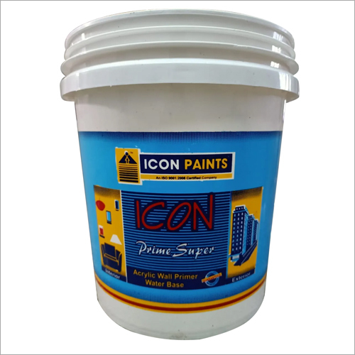 Water Base Acrylic Wall Primer