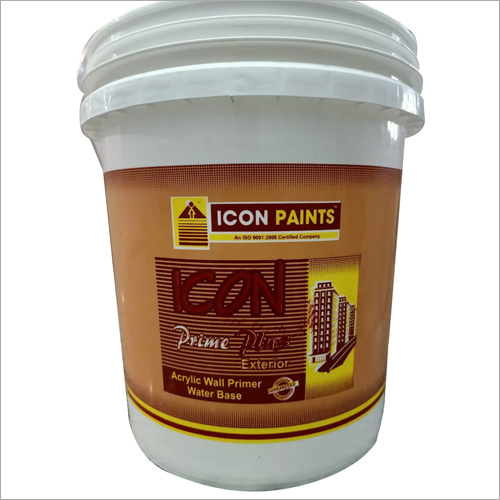 Water Base Exterior Acrylic Wall Primer