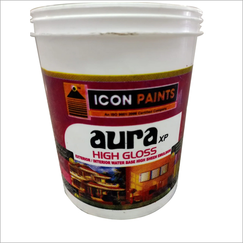 High Gloss Interior And Exterior Emulsion