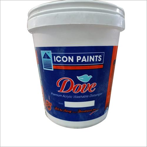Prime Acrylic Washable Distemper