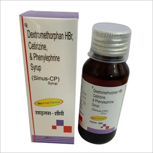 Dextromethorphan HBr Cetirizine and Phenylephrine Syrup