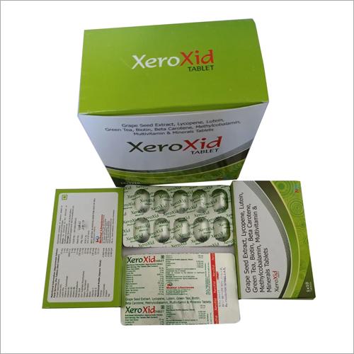 Grape Seed Extract Beta Carotene Methylcobalamin Multivitamins Tablets