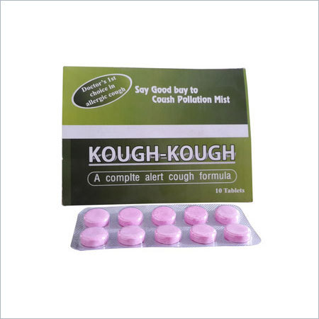 Kough Kough Tablet