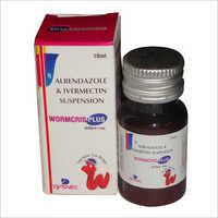 Albendazole Suspension Syrup