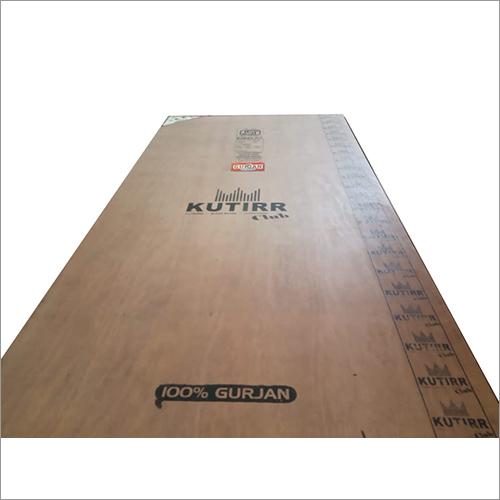 100 Percent Gurjan Veneer Plywood