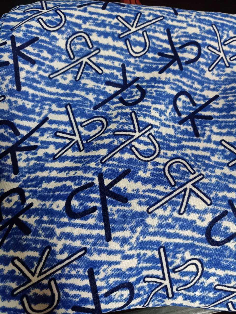Matty Printed Fabric
